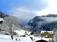 Find season work in Wengen, Switzerland with Ski Jobs